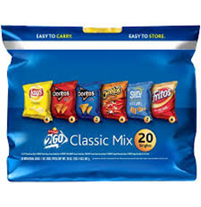 Frit-O Lay Varity Pack Classic Mix