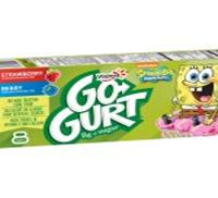 Go Gurt Berry & Strawberry Yogurt