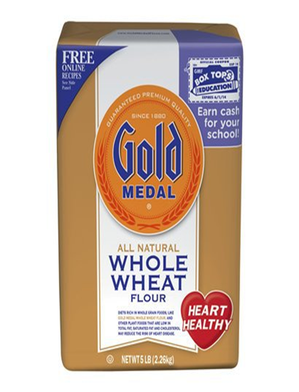 Gold Medal Whole Wheat