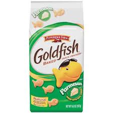 Goldfish Parmesan