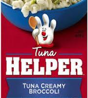 Hamburger Helper Tuna Creamy Broccoli