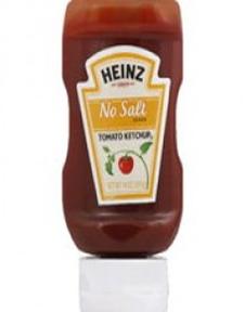 Heinz No Salt Ketchup