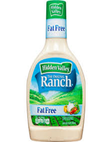 Hidden Valley Ranch Fat Free Salad Dressing