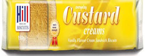 Hill Custard Cream