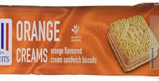 Hill Orange Cream