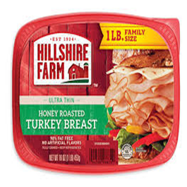 Hillshire Farms Honey Roasted Turkey Breast
