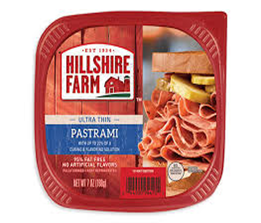 Hillshire Farms Pastrami 7oz