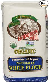 Hodgson Mill Organic All Purpose White Flour