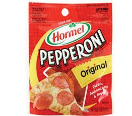 Hormel Pepperoni Original 6oz