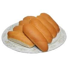 Hotdog Buns Local Made
