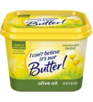 I can't Believe It's Not Butter Olive Oil