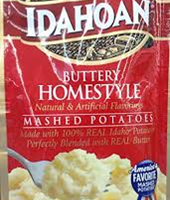 Idahoan Buttery Homestyle Mash Potato