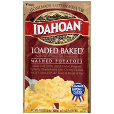 Idahoan Loaded Baked