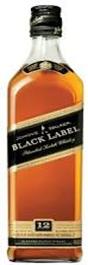 Johnnie Walker Black Label Blended Scotch Whiskey