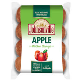 Johnsonville Apple Chicken Sausage