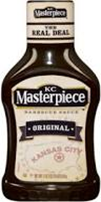KC Masterpiece Original BBQ Sauce