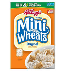 Kellogg's Mini Wheats