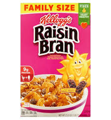 Kellogg's Raisin Bran Family Size