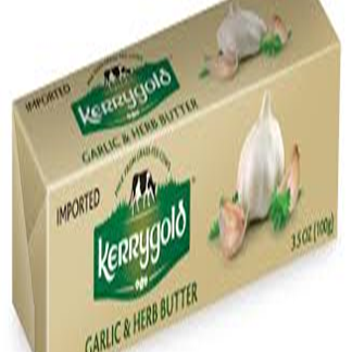 KerryGold Garlic & Herb Single Stick