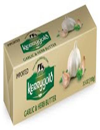 KerryGold Garlic & Herb Single Stick