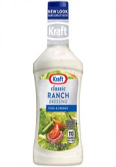 Kraft Classic Ranch Salad Dressing