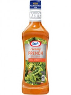 Kraft Creamy French Salad Dressing