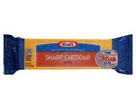 Kraft Sharp Cheddar