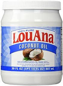 Lou Ana 100% Pure Coconut Oil