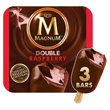 Magnum Double Raspberry Ice Cream Bar