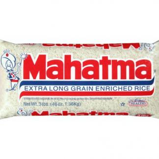 Mahatma Extra Long Grain Enriched Rice