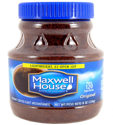 Maxwell House Original Instant