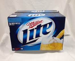 Miller Light Beer