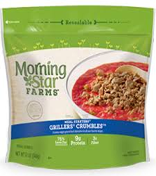 Morning Star Grillers Crumbles