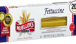 Mueller's Fettuccine