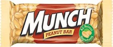 Munch Peanut Bar