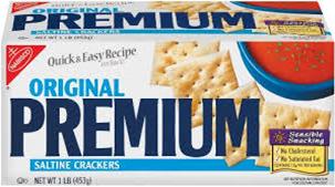 Nabisco Saltines Original Premium