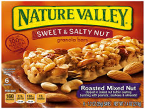 Nature Valley Sweet & Salty Roasted Mixed Nut