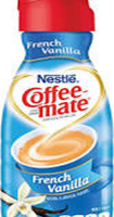 Nestle French Vanilla Coffee-Mate Liquid