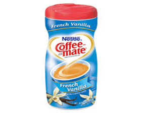 Nestle French Vanilla Coffee-Mate Powder