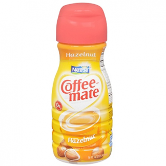 Nestle Hazelnut Coffee-Mate Liquid