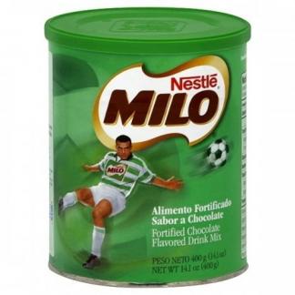 Nestle MILO Chocolate Flavored