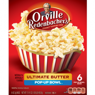Orville Ultimate Butter