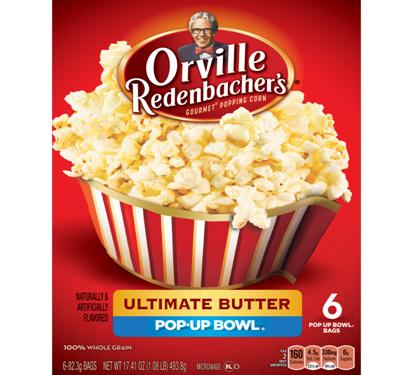 Orville Ultimate Butter