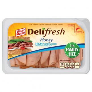 Oscar Meyer Delifresh Honey Ham