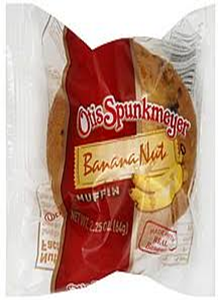 Otis Spunkmeyer Banana Nut