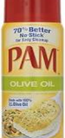 Pam Pure Olive Oil