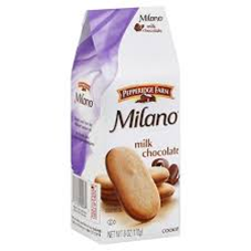 Pepridge Farms Milano Milk Chocolate