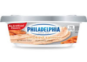 Philadelphi Cream Cheese Smoked Salmon