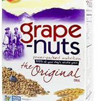 Post Grape-Nuts Original