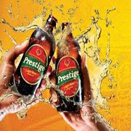 Prestige Lager Beer